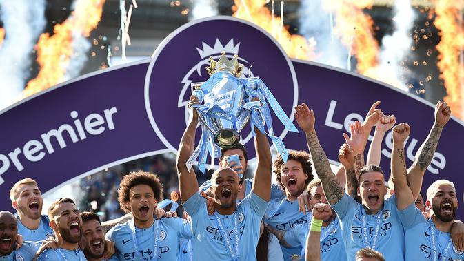Tiga Point Sukses diraup Manchester City