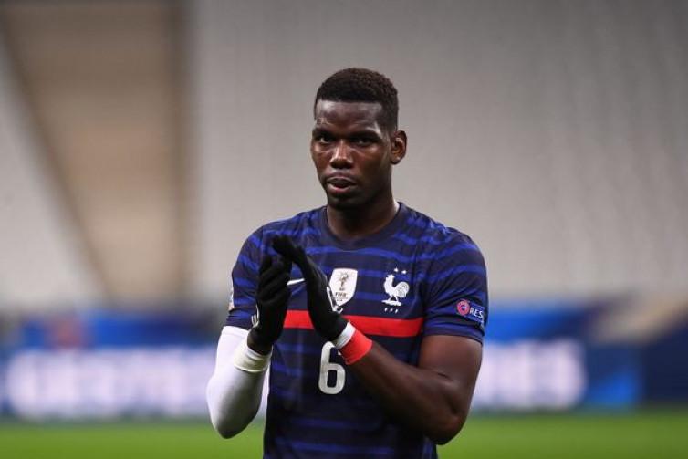 Perform Minor Tim nasional Prancis Membuat Paul Pogba Frustasi