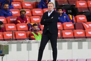 Ronald Koeman Berasa Punyai Tanggung Jawab Pada Barcelona
