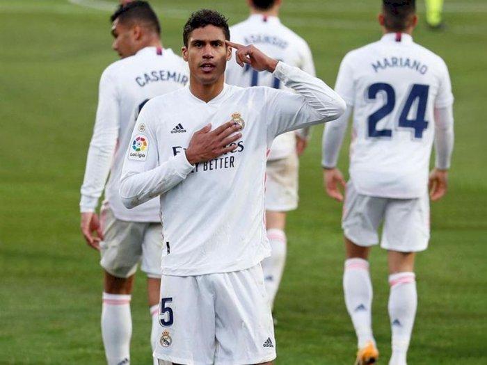 Raphael Varane Mengutarakan Argumen Tinggalkan Real Madrid
